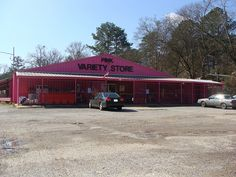 thrifty shopping trip to pell city alabama