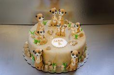 meerkats cake