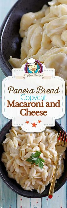 You can recreate the flavor of Panera Bread Macaroni and Cheese with this easy copycat recipe at home.