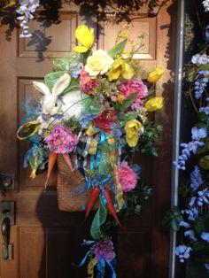 Easter Door Piece