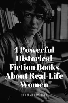 These historical fiction books tell the real-life stories of important women.  #books #historicalfiction #bookstoread
