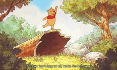 Disney Quote: Winnie the Pooh, The Many Adventures of Winnie the Pooh