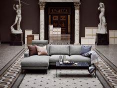North 3 pers. sofa