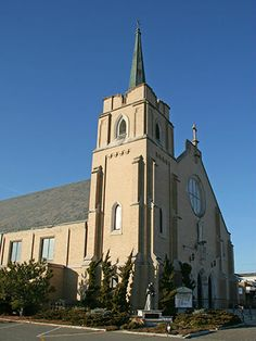 St. Bonaventure Church in Lavallette, NJ
