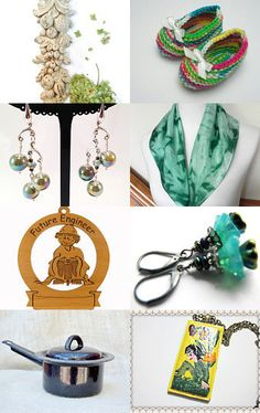 Meet Spring with SPSTeam by Mira George on Etsy--Pinned with TreasuryPin.com