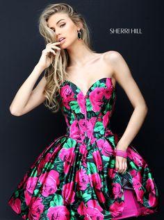 Sherri Hill 50579