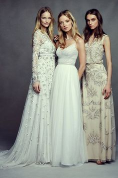 BHLDN Tabitha Gown in Bride Wedding Dresses at BHLDN