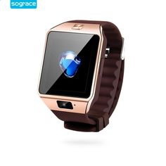 0372cef535e DZ09 Smart Watch för IOS Android Telefon Support SIM TF Inteligente  Smartwatch PK GT08 U8 Slitstark Smart Electronics Stock. Bluetooth ...