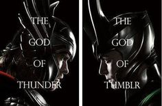 THE GOD OF TUMBLR...AND PINTEREST, AND PRETTY MUCH EVERY OTHER WEBSITE WHERE FANDOMS GATHER.