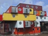 PROCESS AND FINISH VIDEOS OF SHIPPING CONTAINER ARCHITECTURE AND HOMES. GREEN, SUSTAINABLE, AND PREFAB ARCHITECTURE PROJECTS AND HOMES OF VARIOUS SCALE AND LEVEL OF COMPLETION. ALL UTILIZE SHIPPING CONTAINERS AS THE PRIMARY BUILDING COMPONENT. | Residential Shipping Container Primer (RSCP™)