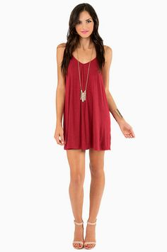 Little red dress #casual #fashion