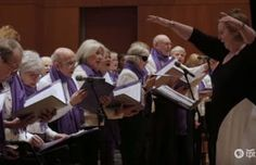 VIDEO: Chorus Lets Those With Dementia Create New Memories