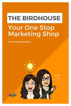 The Birdhouse - A place to discover how to enhance your #marketing efforts, learn new techniques and tools for #socialmediamarketing and get the ongoing support you need to develop your #business