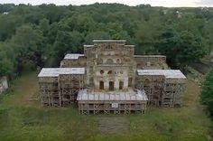 Ropsha Palace : Re-construction