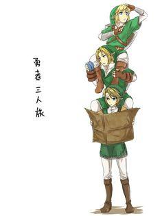 The Legend of Zelda : Link : Lost