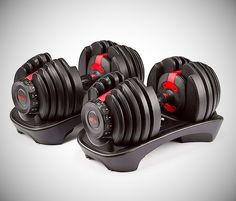 From adjustable dumbbells to safety vests and yoga balls, here are four pieces of fitness gear to get your heart pumping. Hard Workout, Workout Gear, No Equipment Workout, Fun Workouts, At Home Workouts, Fitness Equipment, Best Adjustable Dumbbells, Adjustable Dumbbell Set, Dumbbells For Sale