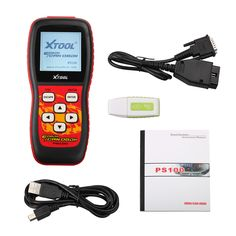 OBDII CAN SCANNER PS100 #ps100 #xtoolps100 #ps100scanner #autodiagnostictools #zoli