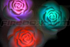 Rose Bath Lights