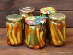 Preserves, Pickles, Cucumber, Mango, Food And Drink, Cooking Recipes, Pasta, Jar, Homemade