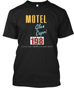 A lot can happen in one night - Teen Wolf T-shirt