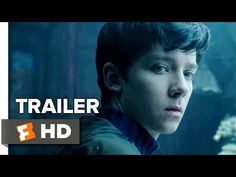 Miss Peregrine's Home for Peculiar Children Official Trailer #2 (2016) - Asa Butterfield Movie HD - YouTube