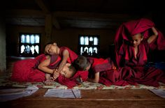 INCREDIBLE photo essay about Bhutan! Take a look!