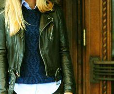 Qwear • Fall Jacket Inspiration