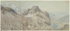 Geological Study, Viollet-le-Duc - ATLAS OF PLACES