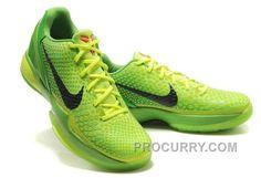 brand new 42dea 78ca5 Nike Zoom Kobe Vi Mens Green
