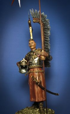 Winged Hussar toy soldiers for collectors