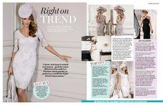 John Charles feature in Conde Nast Brides Magazine  www.johncharles.co.uk