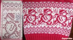 The punched card - Machine knitting - the Country of Mothers is necessary Knitting Machine Patterns, Knitting Charts, Knitting Socks, Knitted Hats, Fair Isle Chart, Card Machine, Baby Barn, Christmas Knitting, Knitting For Kids