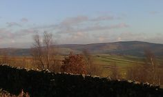 Love walking up on the moors and fells in North Yorkshire when I visit the family :-)