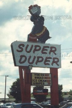 Classic Super Duper ! Buffalo New York