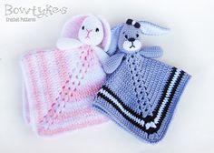 Ravelry: Baby Bunny Lovey pattern by Briana Olsen