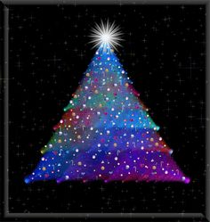 Animated Christmas Graphics | Animated Christmas Tree 1425x1509 by Craig-Larsen