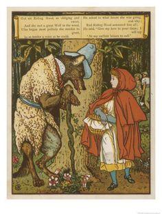The True History of Little Golden Hood
