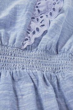 Buy Chambray Blue Playsuit (3-16yrs) from the Next UK online shop