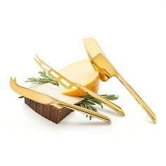 Viski 4446 Belmont Plated Knife Set