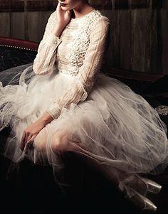 soft and pretty in white #fashion