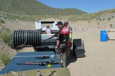 Craig Outzen - Superstition Mountain Mystery 3 Gun Competition