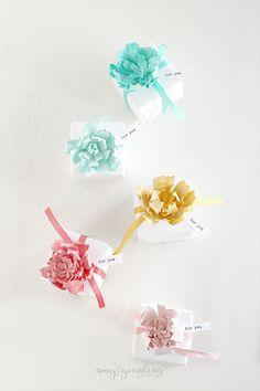 Watercolor DIY Flowers   amy-yingling