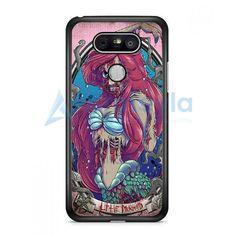 The Zombie Mermaid Princess LG G5 Case | armeyla.com