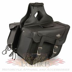 Hard Leather Motorcycle Saddlebags with Braided and 2 Strap made in USA. Cheap Custom Leather motorcycle bags in Black and brown, durable, waterproof and heat resistant stuff. Motorcycle Types, Motorcycle Travel, Scrambler Motorcycle, Cruiser Motorcycle, Motorcycle Seats, Leather Motorcycle Saddlebags, Motorcycle Leather, Biker Gear, Bike Bag