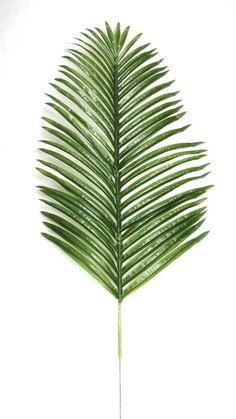Folha palmeira 110cm