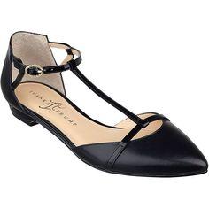 IVANKA TRUMP Lagrand Leather Flats http://www.lordandtaylor.com/webapp/wcs/stores/servlet/en/lord-and-taylor/shoes/flats/lagrand-leather-flats