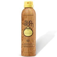 Sun Bum SPF 50 Spray Sunscreen