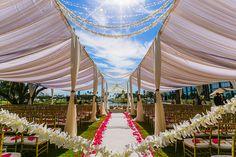 An amazing Indian wedding setup!