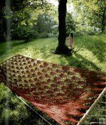 Loop-D-Loop Crochet   I want this book, if for nothing else, than to make this hammock.