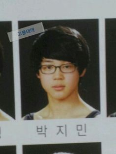 It sucks that these guys feel nervous about wearing glasses; they admitted that is why they don't wear them anymore. << Is this for real?? Guys come on glasses always make everything 30% better and guys who are already hot wearing glasses is just yes especially jimin I really love when he wears glasses just everyone wear glasses